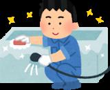 しっかりお掃除に挑戦!!